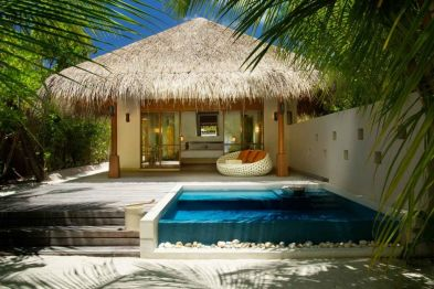 Deluxe Beach Pool Villa